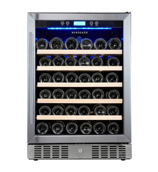 52 Bottle Wine Cooler