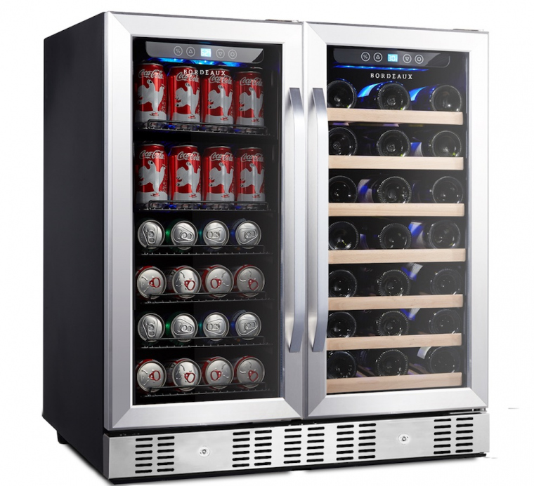 100 Can + 33 Bottle Wine Cooler